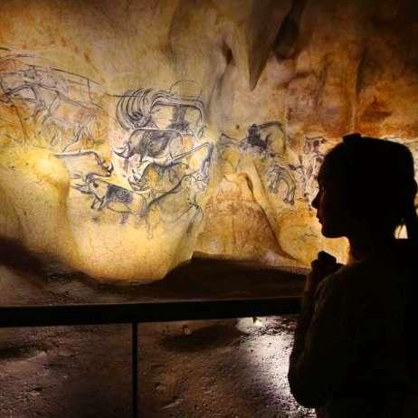 La Source Ardèche - Le Chauvet grotte préhistorique à proximité