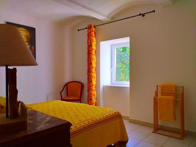 La Source Ardèche - chambre La Provençale