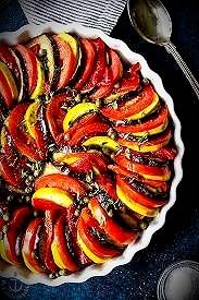 La Source Ardèche - notre table d'hôte - les végétariens sont les bienvenus!