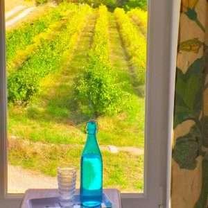 La Source Ardèche - chambre Le Vieux Salon